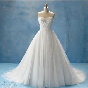 Alfred Angelo Plus Size Cinderella Dress